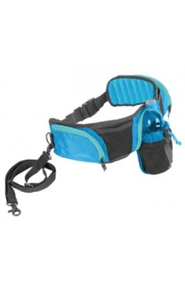 Outward Hound Hands-Free Hipster Blue