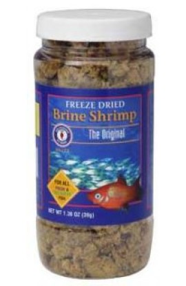 San Francisco Freeze Dried Brine Shrimp 39gm