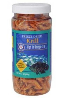 San Francisco Freeze Dried Krill 56gm