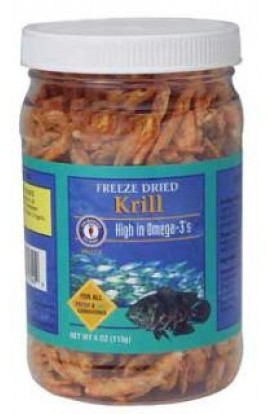 San Francisco Freeze Dried Krill 113gm