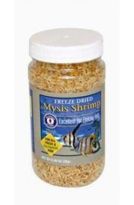 San Francisco Freeze Dried Mysis Shrimp 25gm