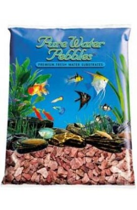 Nature's Ocean Worldwide Pebble Nature's Flamingo 5lb 6pk