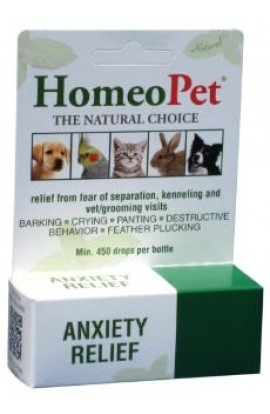 HomeoPet Anxiety & Separation Multi Species 1.6 oz.