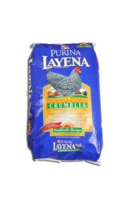 Purina Mills Game Bird Layena Breeder Crumbles 50 lb.