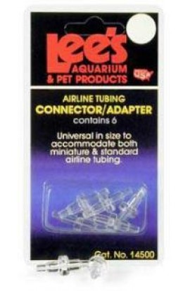 Lee's Airline Connectors 6 Per Card