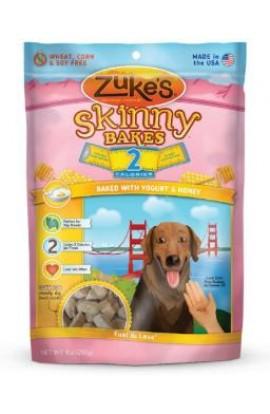Zuke's Skinny Bakes 2s Yogurt & Honey 9oz.