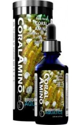 Brightwell Coralamino Amino Acid Supplement 1 oz. 30 ml.