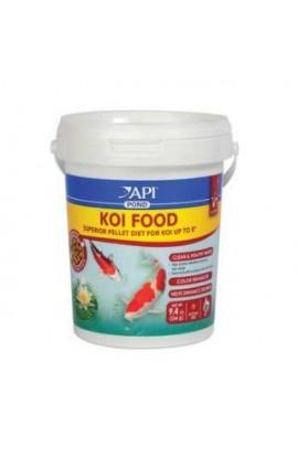 API Pond Fish Food Koi 4 MM Pellet 9.4 oz.