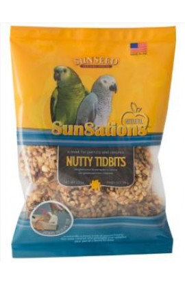 Vitakraft SunSations TidBits Nutty - Birds 3.5oz