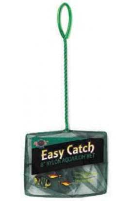 "Easy Catch 8"" Net Coarse Green"