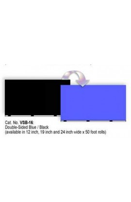 "Background 12"" In X 50ft Coral Black/blue"