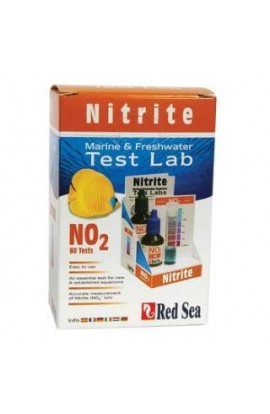 Red Sea Nitrate Pro (NO3) Salt Water Test Kit (Includes Professional Colormetric, Comparator)