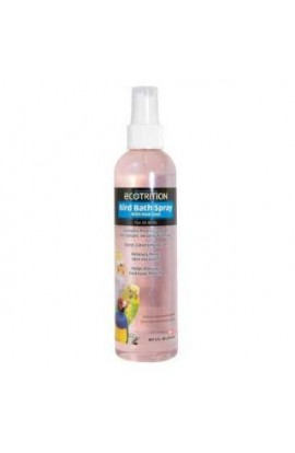 8in1 Ecotrition Bird Bath Spray 8oz