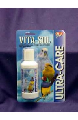 8in1 Vitasol For Birds 4oz