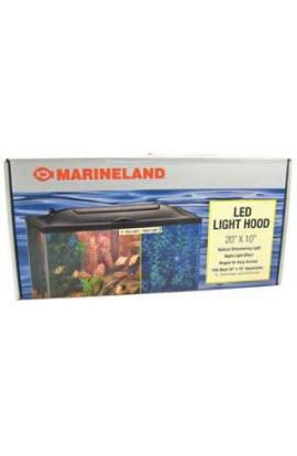 Marineland LED Aquarium Hood 20x10