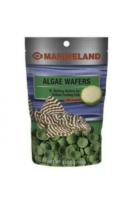 Marineland Pleco Wafer Bag 3.5oz