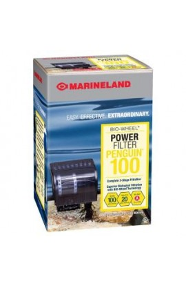Marineland Penguin 100b Bio Wheel Power Filter (100gph)