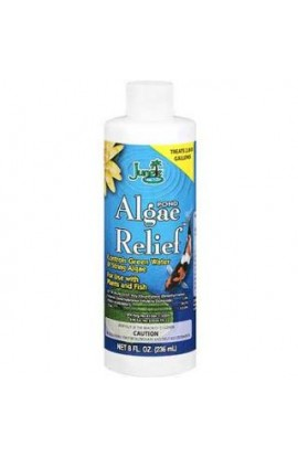Jungle Labs Pond AlgaeRelief Liquid 8 Oz.
