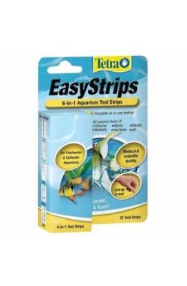 Tetra Easy Strips 6-In-1 Test 100ct