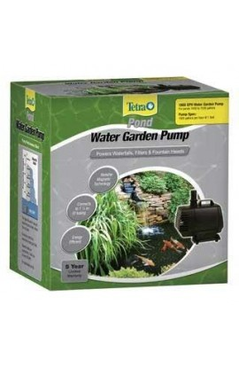 Tetra Pond Water Garden Pump 1900gph