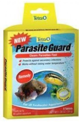 Tetra Parasite Guard Tank Buddy Tablets 8tab