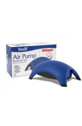 Tetra Whisper 60 Air Pump (New Design Ul Approved)