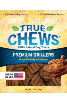 Tyson True Chews Premium Grillers Made with Real Chicken12oz