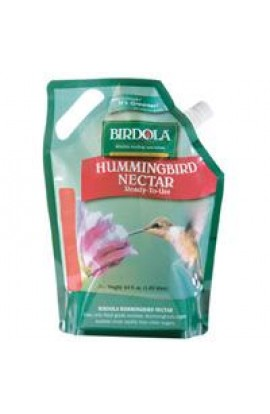 Birdola Hummingbird Nectar 64 oz. Ready To Use