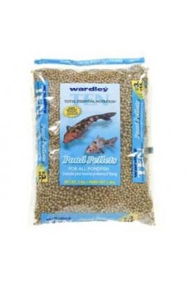 Wardley Pond 10 Pellets 3lb (Bag)