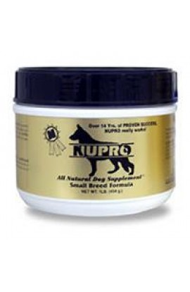 Nupro All Natural Small Breed Formula Supplements 1 lb.