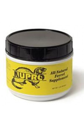 Nupro All Natural Ferret Supplements 1 lb.