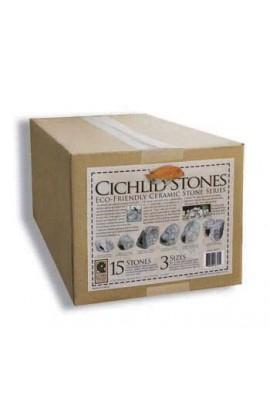 Underwater Galleries Cichlid Stone 15 Pack