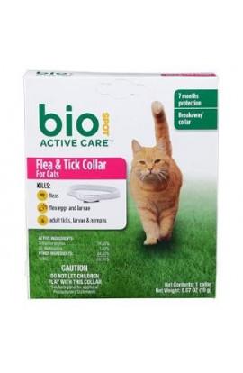 Adams Bio Spot Act Flea & Tick Cat Collar 13