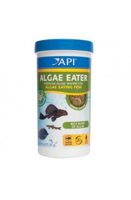 Api Algae Eating Wafer 6.4oz