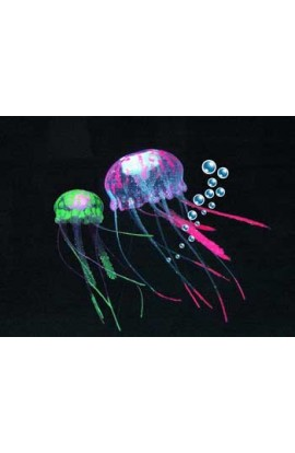 Floating Jellyfish 2pk - Red/green