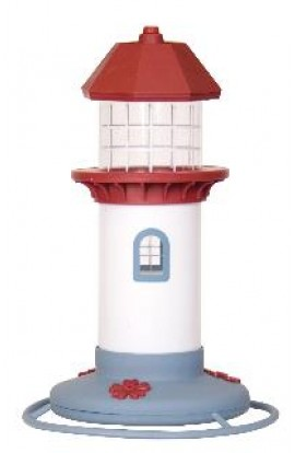 Cosmic OurOet's Lighthouse Hummingbird Feeder