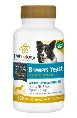 Petnology Brewers Yeast Chew 300ct