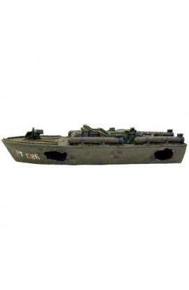 """Wwii Sunken Torpedo Boat 24"""""""