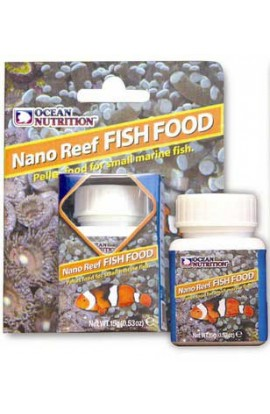 Nano Reef Fish Food 15gm