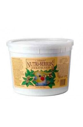 Lafeber Nutriberries Tiel 4# Bucket