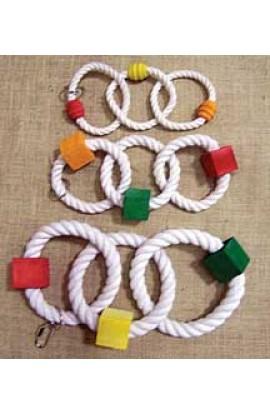 Triple Block Rings - Large