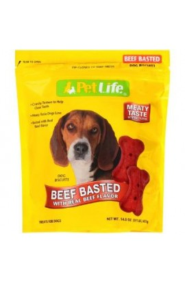 Sunshine Mills Pet Life Biscuits 20lb Large Basted