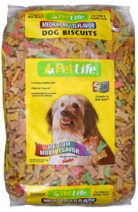 Sunshine Mills Pet Life Biscuits 20lb Medium Variety