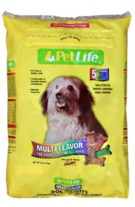 Sunshine Mills Pet Life Biscuit 4 Lb Medium Variety