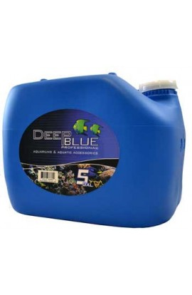 Blue 5 Gallon Water Jug With Screw Cap