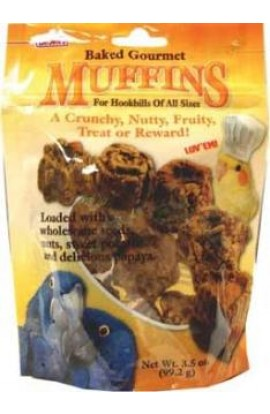 F.M. Brown's Gourmet Muffins Bird 3.5oz
