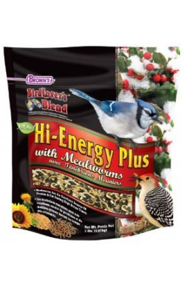 F.M. Brown's Lover's Blend Hi-Energy Plus w/ Mealworms 6/7.5#