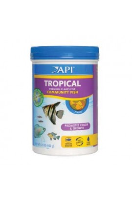 Api Tropical Flake Food 5.7oz