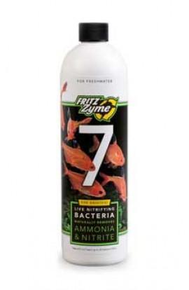 Fritzzyme 7 Fw Nitrifying Bacteria 2oz