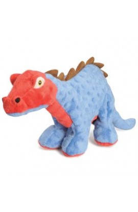 GoDog Spike Plated Dino Blue